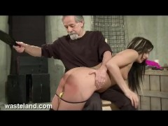 Wasteland Bondage Sex Movie - Hot Salsa (Pt 2)