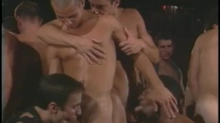 Night Walk - Part 1 - HIS Video European orgy