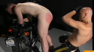 Dungeon Play 4 - Scene 2 - Bacchus Hairy prolapse