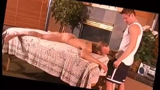 Body Rocks - Scene 1 Ass throat