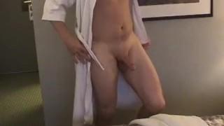 Nut bustin my  scene masturbation jerking