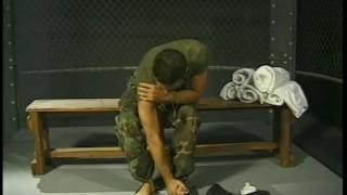 Foot  scene patrol deepthroat massage