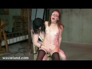 Wasteland Bondage Sex Movie – In Training (Pt 2)