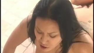 Not Far From Heaven - Scene 4  raven bj cock-sucking glazed asian blowjob cumshot tattoo natural-tits wet bubble-butt oil small-tits pornhub.com braces