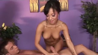 Girl is sexiest asian massage asa the akira friendly parlor
