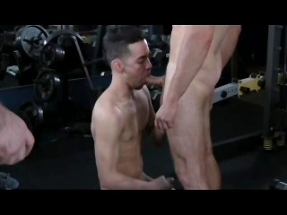 Hollywood Cum Suckers 03 - Scene 2 - The French Connection