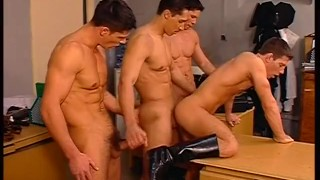 The Cell - Scene 3 Muscle hunk