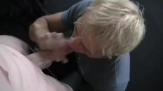 Hollywood Cum Suckers 02 - Scene 3 - The French Connection