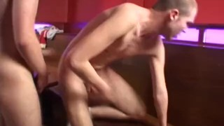 London scene bottoms up in bare  rimming blowjob