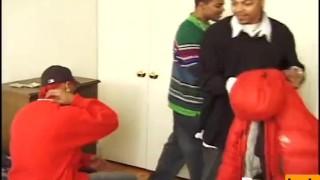 Twisted Thugs 11 - Scene 3 Ebony throat