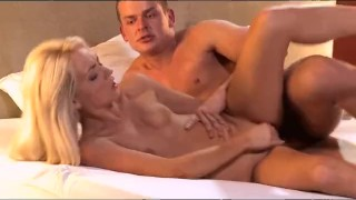 DaneJones One night at stand at midnight - petite young blonde babe orgasms