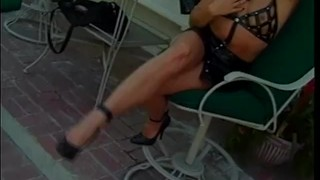 Scene decadent  divas double heels