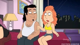 Nude Loise Griffin Gets Fucked  celeb cartoon mmf groupsex familyguy blowjob anime