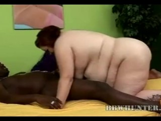 Plumper Candice In An Interracial Action
