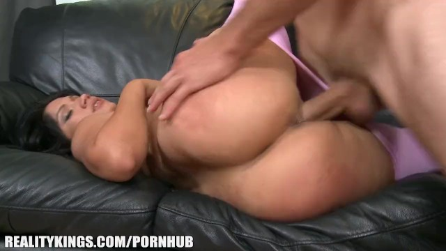 Slutty Latina With A Sexy Fat Ass Begs For Rough-Sex -8600