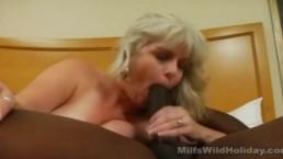 Stacey Enjoying That Big Black Wang