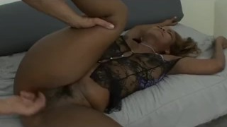 Ghetto Booty Black Girl Fucked By Big White Dick