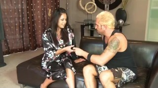 With massage asian nuru tits girl fucked hard huge boobs reality