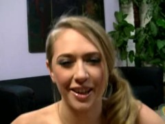 Kagney Linn Karter jerks you off real good