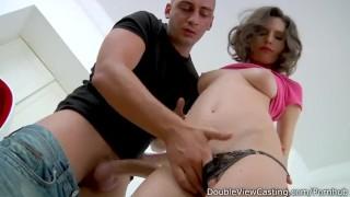 Katya appetizing is anal lover brunette fuck young