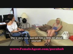 FemaleAgent VS FakeAgent