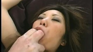 Asian Auditions - Scene 1 pornhub-com asian deep-throat first-scene fingering shaved creamed natural-tits cock-sucking short-skirt brunette pussy-licking masturbating cum-eater