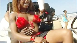 Black Girls Going Crazy Nudies And Booties - Part 2