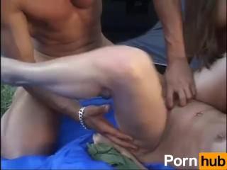 Teenage Sex Clip Fucking, Freshman Fuckfest- Scene 12 Public Pornstar Reality Threesome