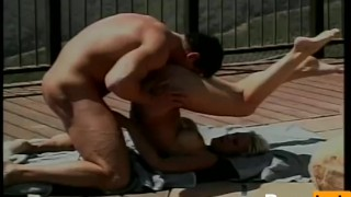 Temptations asian scene  blowjob doggy
