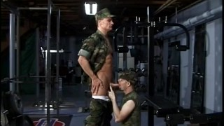 Army Twinks - Scene 1 Twinks slim