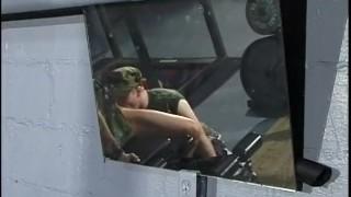 Army Twinks - Scene 1 Fit navy