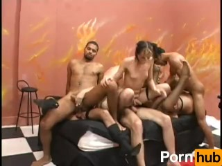 Transsexual Sex Orgy 03 – Part 3