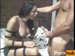 Brazilian Transsexual Adventures 02 – Scene 1