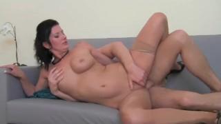 Natural femaleagent talent sexy blowjob