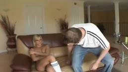 Tight teen twats - Scene 2