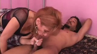 Scene hairy  hunnies meat meets mr the horny sex licking