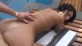 Outdoors fuckin  scene sex booty