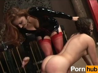 Rope Girls - Scene 1