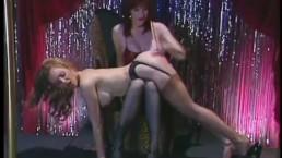 Lesbians Spanked - Scene 1