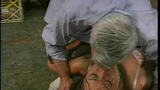 Asian She-Male Gangbang - Scene 1