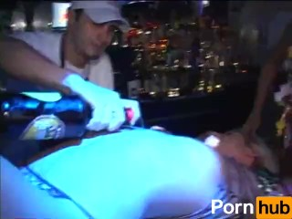 College wild party sex video
