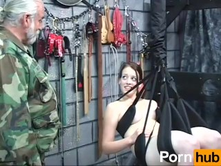 Esperanza gomez interrogation of dezeray vol 847 scene 4, pornhub.com brunette bondage kinky fetish big tits