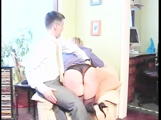 Spanking The Old Fashioned Way 1 – Scene 2