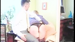 Spanking The Old Fashioned Way 1 - Scene 2