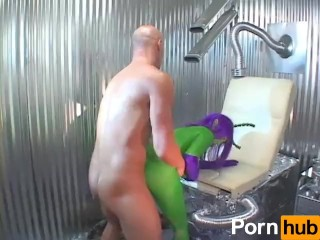 Coco strips porn stars from mars scene 4, pornhub.com alien massive tits busty body