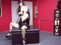 The Domination Of Kinky Krystina - Scene 4