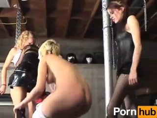 Dykes In The Dungeon - Scene 2