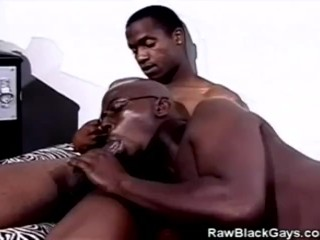 He's Lovin' That Cock In His Mouth