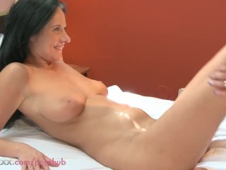 MOM HD Busty wives try lesbian sex