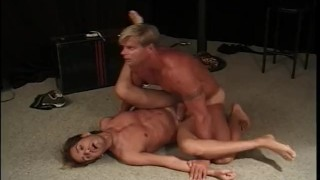 Gary something bts scene theres macho about man video anal anal